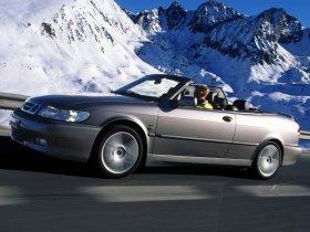 Ver foto 2 de Saab 9-3 Convertible Aero 1999