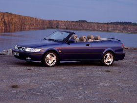 Ver foto 1 de Saab 9-3 Convertible Aero 1999