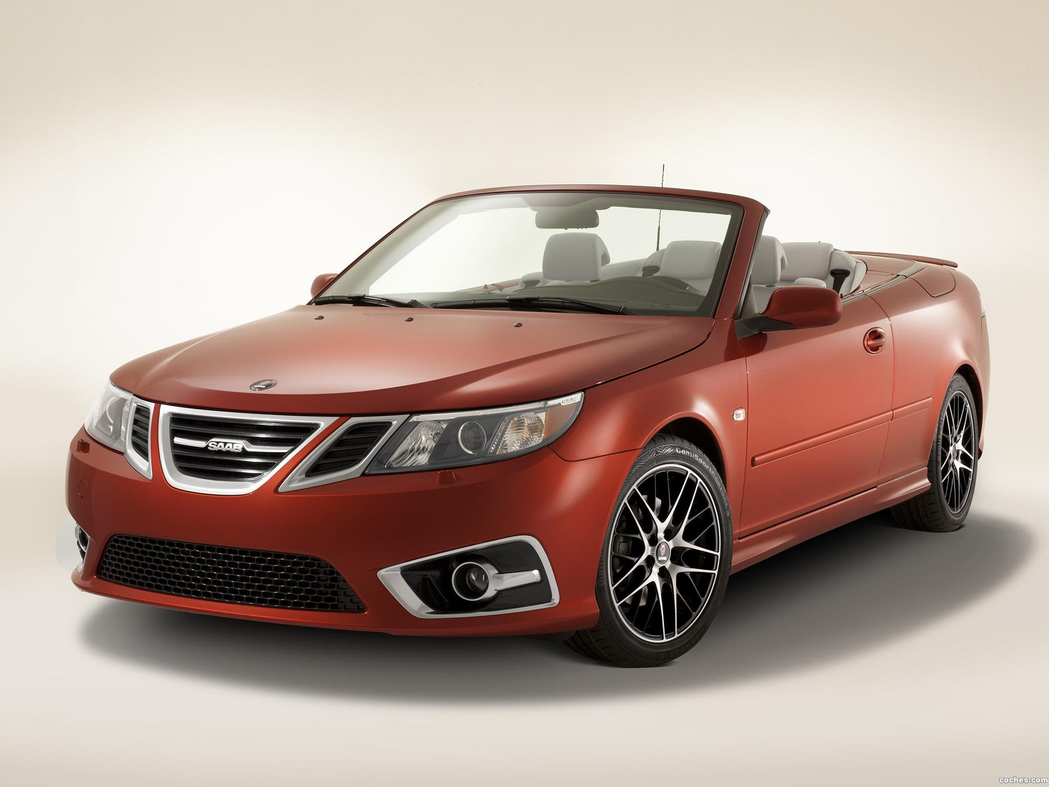 Foto 0 de Saab 9-3 Convertible Aero Independence Limited Edition 2011