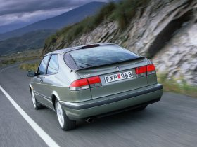 Ver foto 12 de Saab 9-3 Coupe 1998