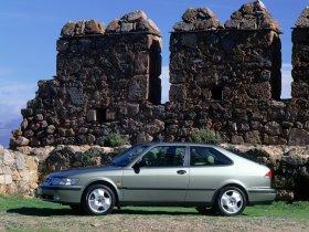 Ver foto 9 de Saab 9-3 Coupe 1998