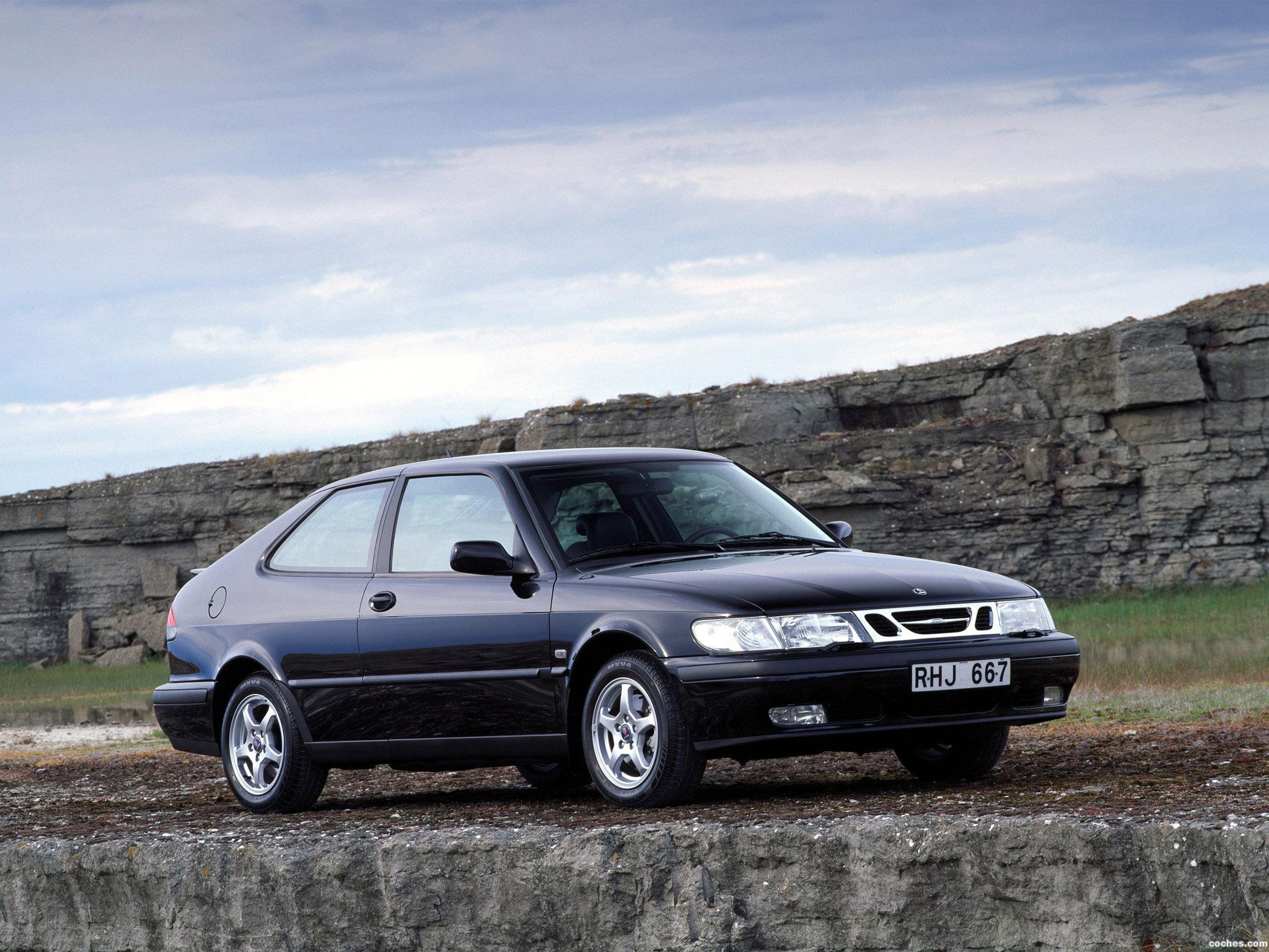 Foto 0 de Saab 9-3 Coupe 1998