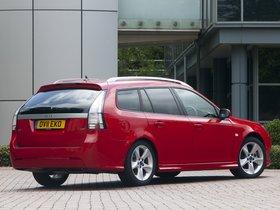 Ver foto 10 de Saab 9-3 Griffin SportCombi UK 2011