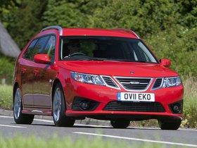 Ver foto 5 de Saab 9-3 Griffin SportCombi UK 2011