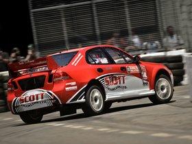 Ver foto 2 de Saab 9-3 Rallycross 2010