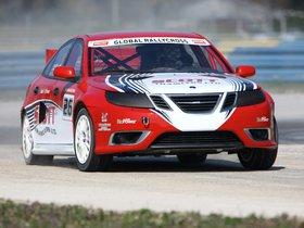 Fotos de Saab 9-3 Rallycross 2010