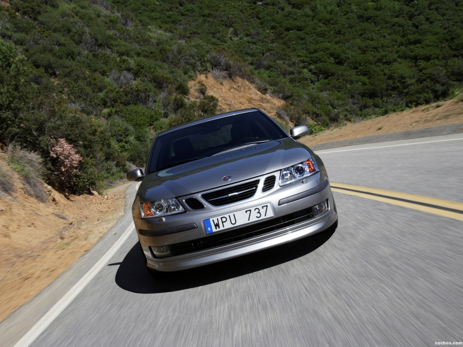 Foto 1 de Saab 9-3 SportCombi 2006