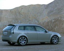 Ver foto 2 de Saab 9-3 SportHatch Concept 2003