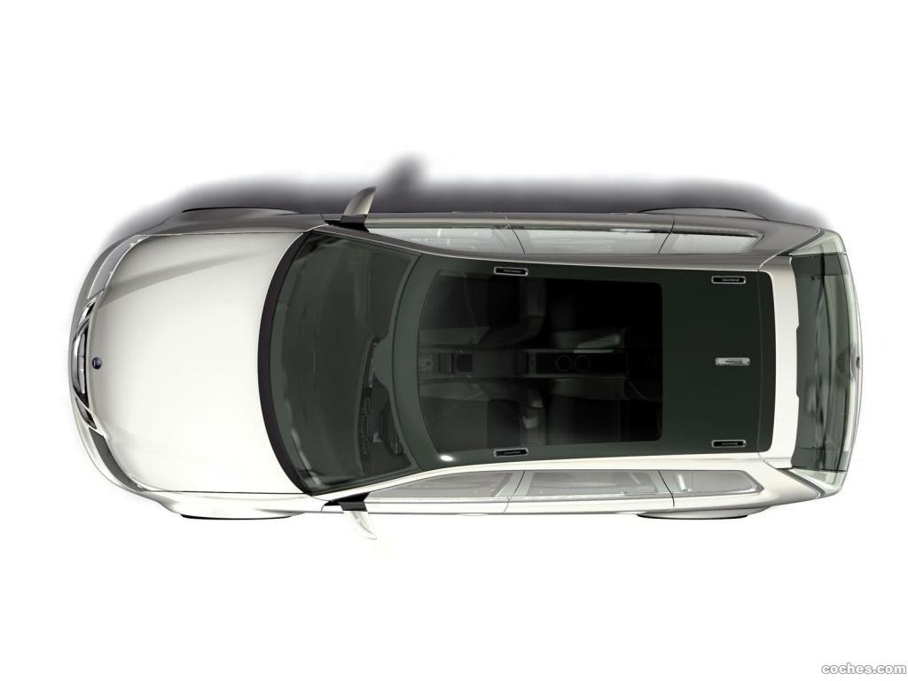 Foto 11 de Saab 9-3 SportHatch Concept 2003