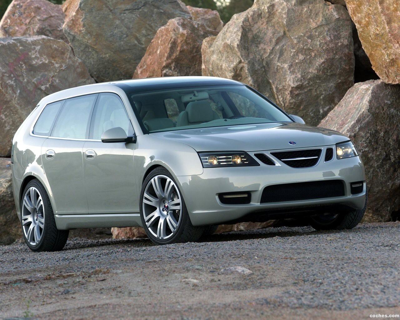 Foto 0 de Saab 9-3 SportHatch Concept 2003