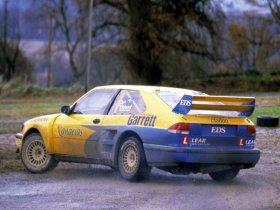 Ver foto 3 de Saab 9-3 Turbo Rallycross 2003