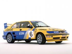 Ver foto 2 de Saab 9-3 Turbo Rallycross 2003