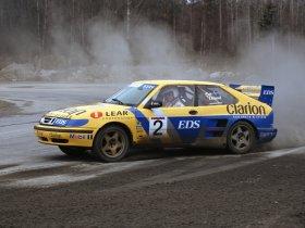 Fotos de Saab 9-3 Turbo Rallycross 2003