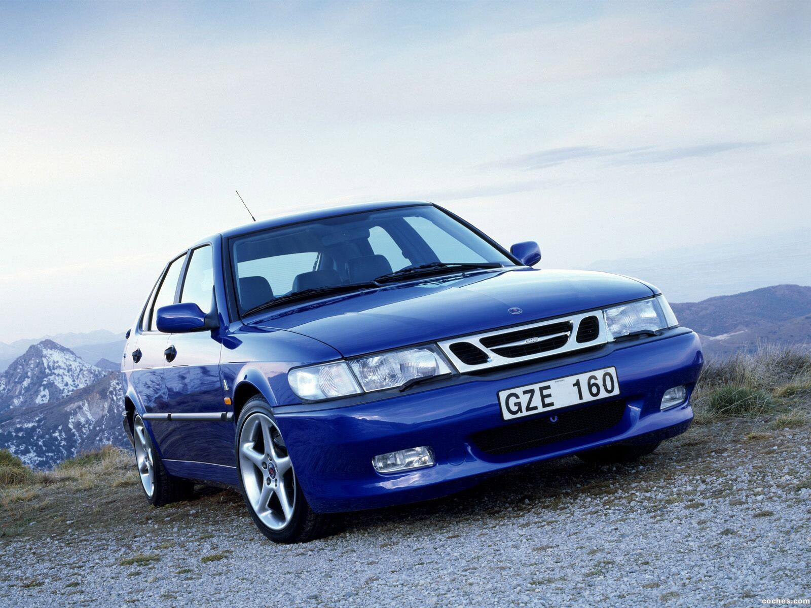 Foto 0 de Saab 9-3 Viggen 1999