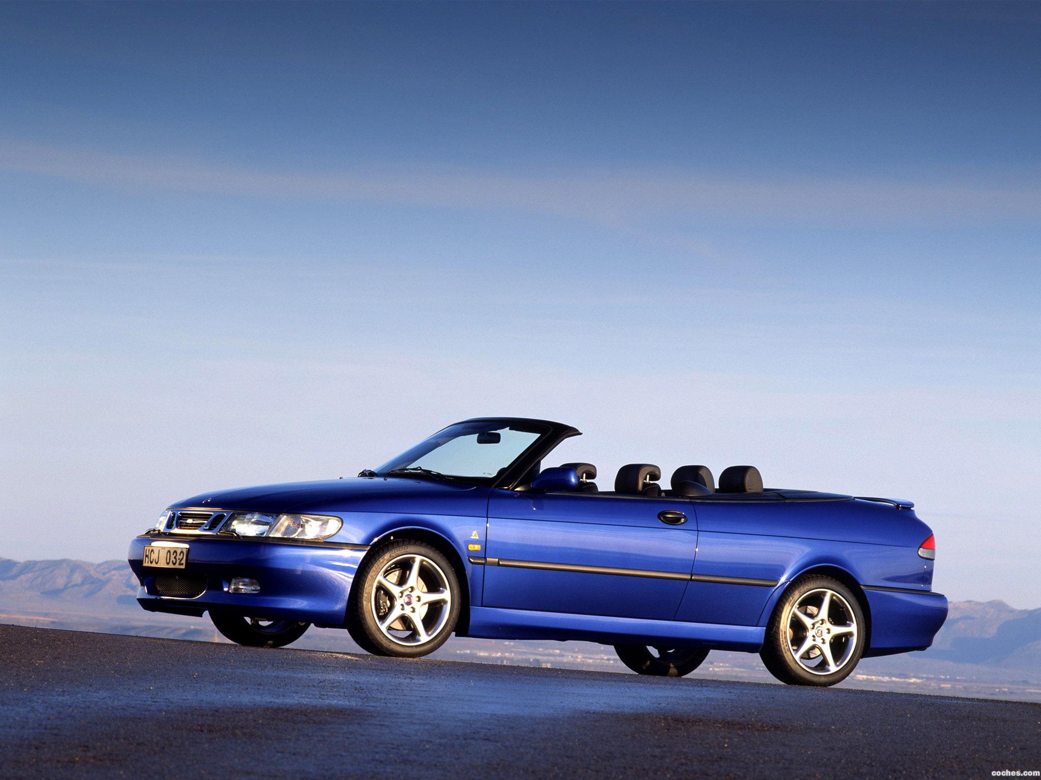 Foto 0 de Saab 9-3 Viggen Convertible 1999