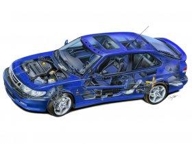 Ver foto 12 de Saab 9-3 Viggen Coupe 1999