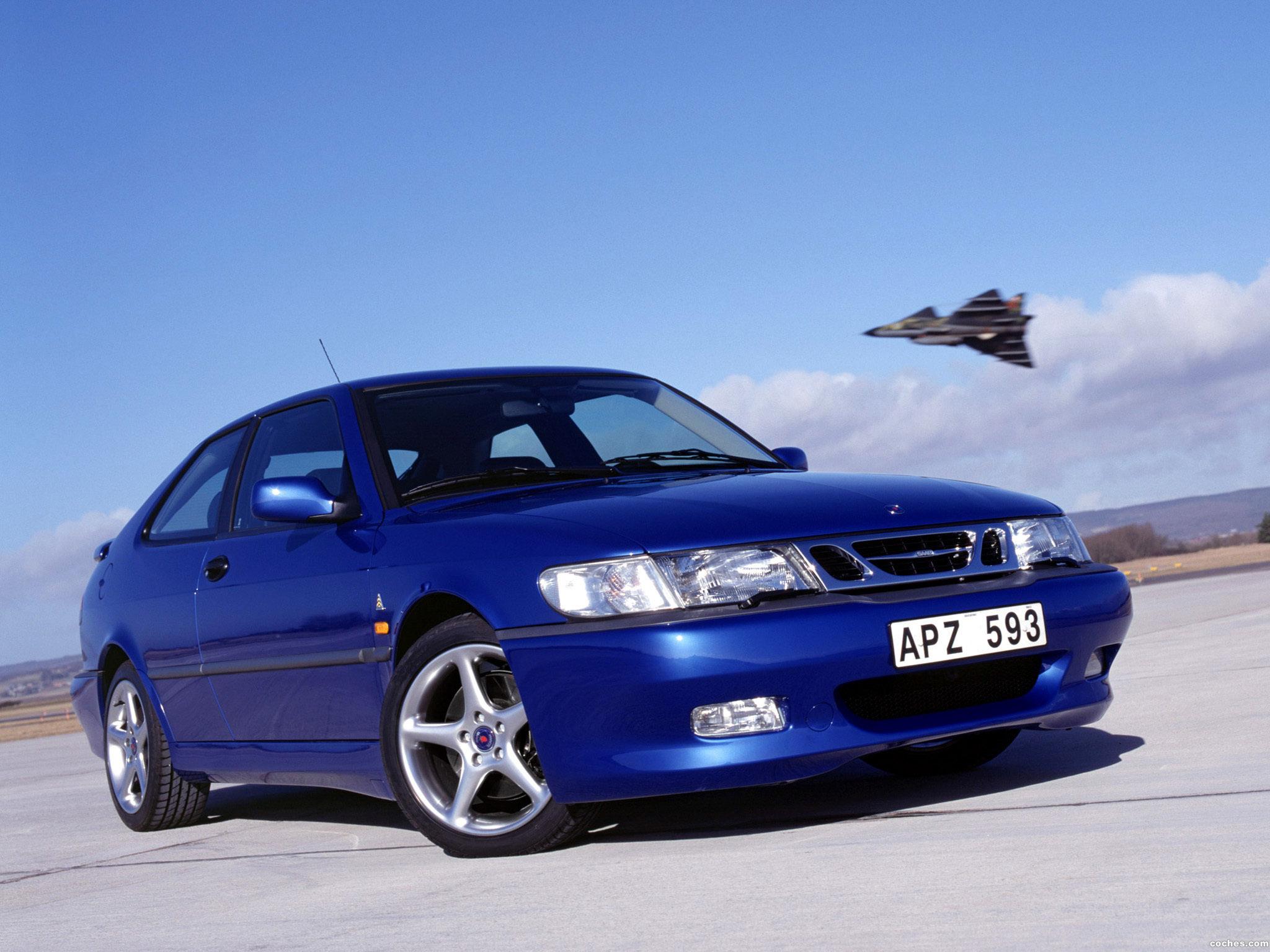 Foto 0 de Saab 9-3 Viggen Coupe 1999