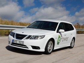 Fotos de Saab 9-3 ePower Concept 2010