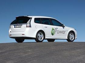 Ver foto 6 de Saab 9-3 ePower Concept 2010