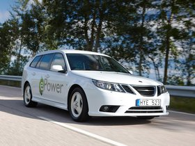 Ver foto 5 de Saab 9-3 ePower Concept 2010