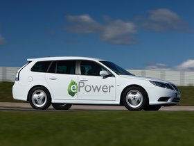 Ver foto 3 de Saab 9-3 ePower Concept 2010