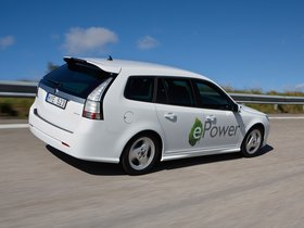 Ver foto 2 de Saab 9-3 ePower Concept 2010