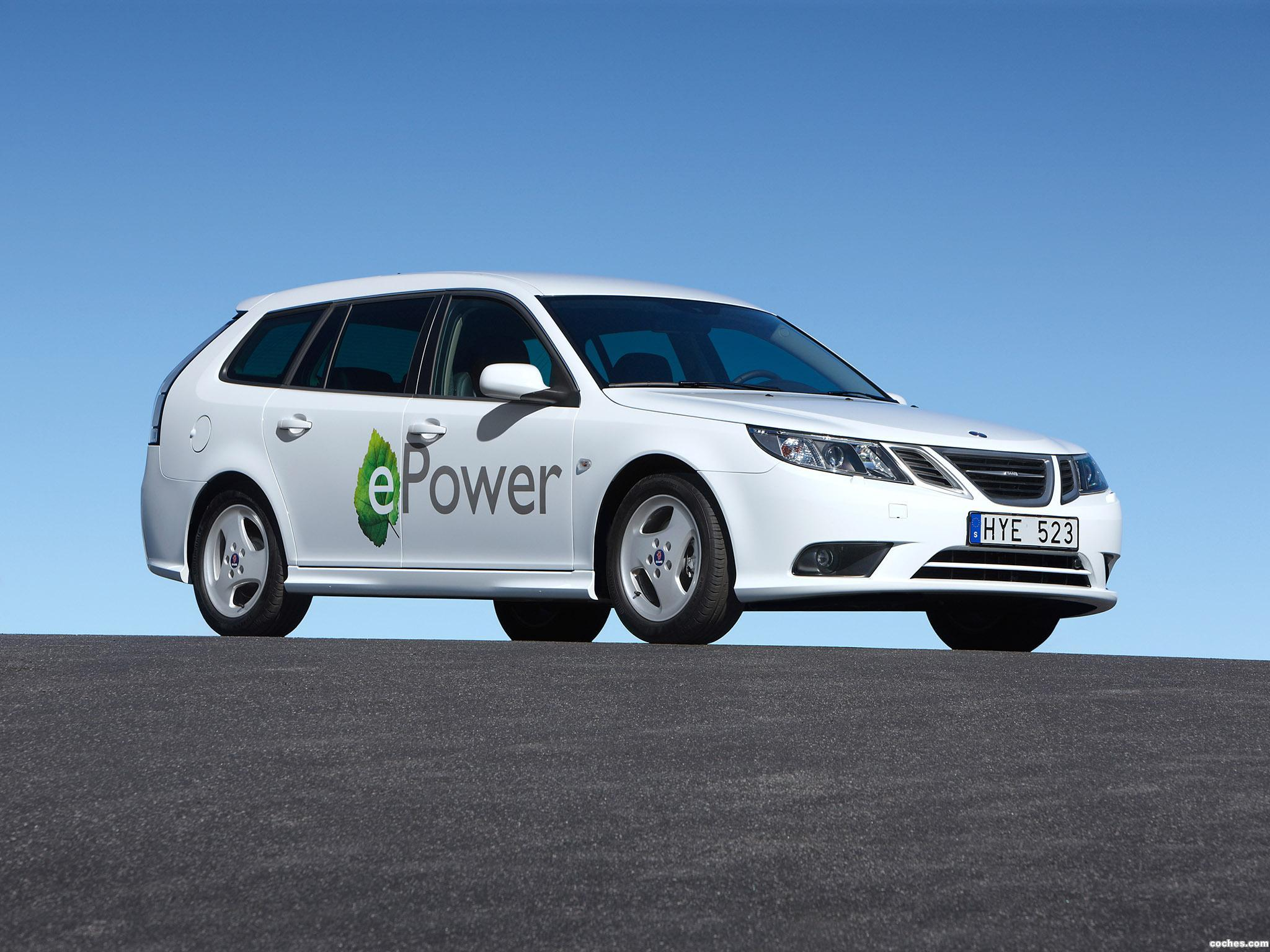 Foto 6 de Saab 9-3 ePower Concept 2010