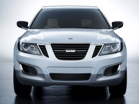 Ver foto 4 de Saab 9-4X BioPower Concept 2008