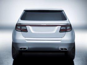 Ver foto 2 de Saab 9-4X BioPower Concept 2008