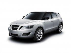 Ver foto 14 de Saab 9-4X BioPower Concept 2008