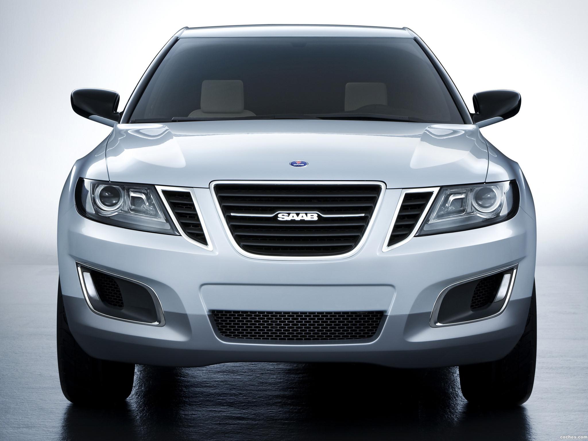 Foto 3 de Saab 9-4X BioPower Concept 2008