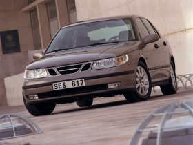 Ver foto 11 de Saab 9-5 1997