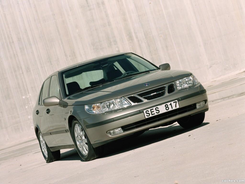 Foto 7 de Saab 9-5 1997
