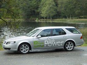 Ver foto 6 de Saab 9-5 BioPower Combi 2007