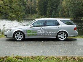 Ver foto 5 de Saab 9-5 BioPower Combi 2007
