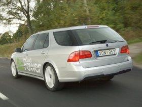 Ver foto 3 de Saab 9-5 BioPower Combi 2007