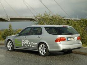 Ver foto 2 de Saab 9-5 BioPower Combi 2007