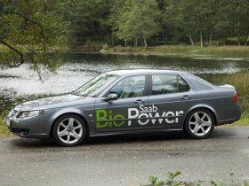 Ver foto 3 de Saab 9-5 BioPower Sedan 2007