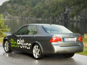 Ver foto 2 de Saab 9-5 BioPower Sedan 2007