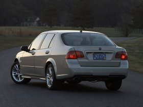 Ver foto 2 de Saab 9-5 Sedan 2006