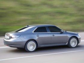 Ver foto 10 de Saab 9-5 Sedan 2010