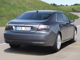 Ver foto 9 de Saab 9-5 Sedan 2010