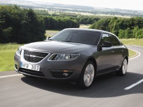 Ver foto 4 de Saab 9-5 Sedan 2010