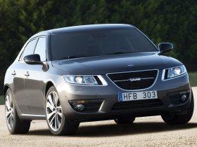 Fotos de Saab 9-5 Sedan 2010