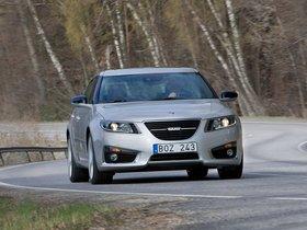Ver foto 14 de Saab 9-5 Sedan Aero 2010