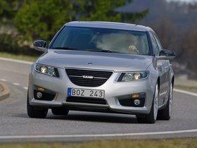 Ver foto 10 de Saab 9-5 Sedan Aero 2010