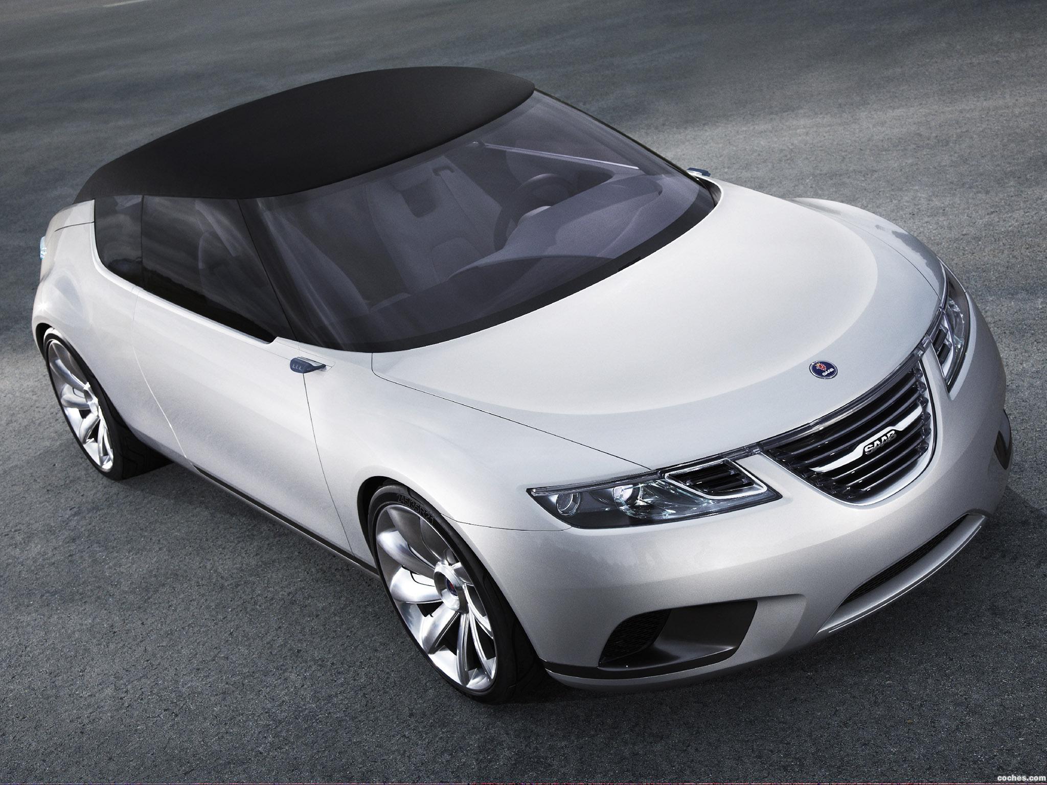 Foto 0 de Saab 9-X Air Concept 2008