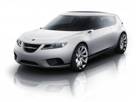 Fotos de Saab 9-X BioHybrid Concept 2008