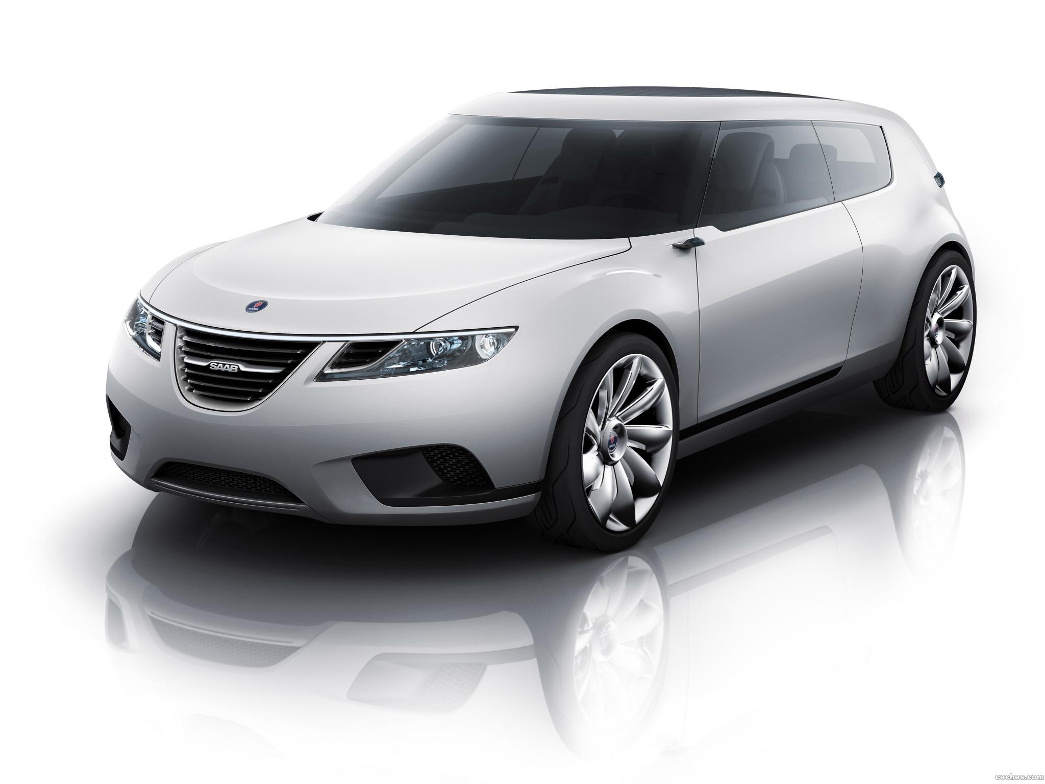 Foto 0 de Saab 9-X BioHybrid Concept 2008