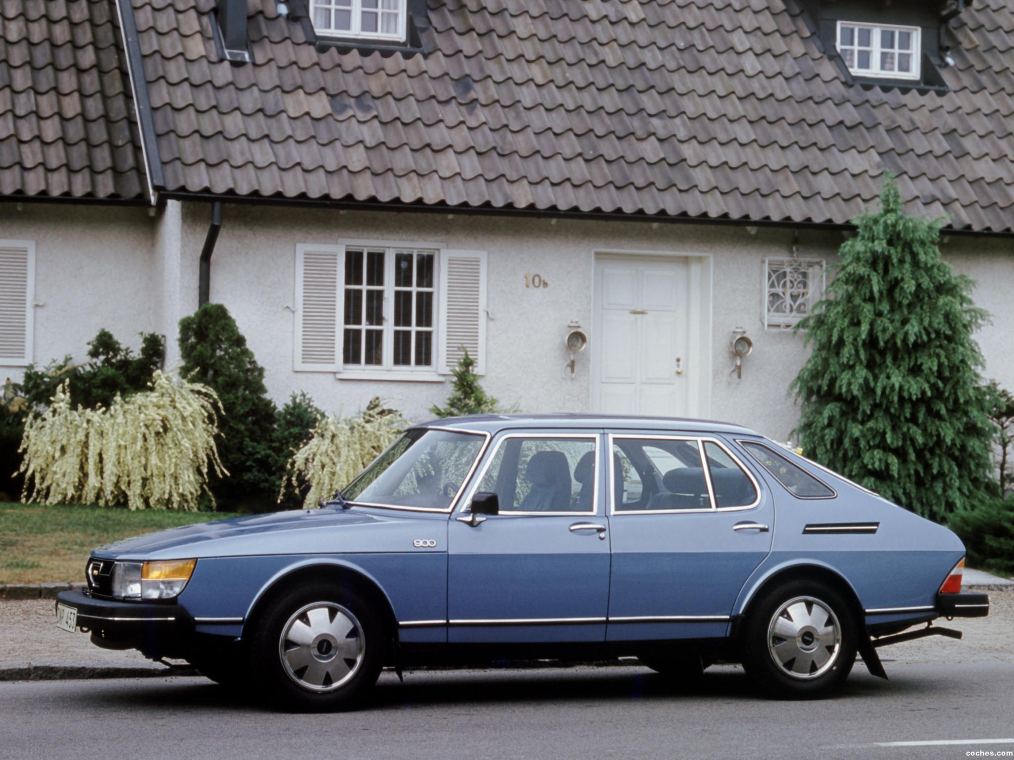 Foto 0 de Saab 900 1979